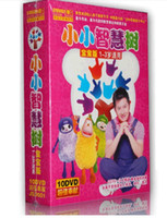 "TV Series Education DVD 2014 Hot selling ""Little tree of knowledge"" (China,2012) best children teaching dvd cartoon from amzestore DHl free"