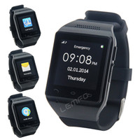 "Cheap Smart Watch Phone 1.54"" S18 Capacitive Touch Screen Bluetooth GSM SmartWatch Mobile Phone MP3 FM Radio 2014 Fashion New Arrival Smartphone"