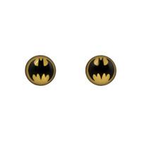 Stud batman earrings studs - Ray Jewelry New Arrival Lady s Batman Pattern Metallic Earring pairs Christmas Gift