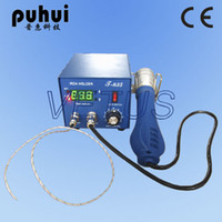 Cheap A PUHUI 110V 220V T835 T-835 Infrared BGA Soldering and Desoldering SMD Rework Station BGA IRDA WELDER,PH30019
