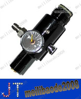 Wholesale PSI Air Tank Regulator Output Pressure lt PSI gt Blk paintball New MYY1270