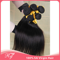 Brazilian Hair cheap items - RYhair products brazilian hair straight piece grade a unprocessed virgin hair quot quot natural color cheap virgin hair weaves hot items