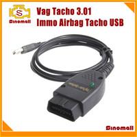 Wholesale Vag Tacho Immo Airbag Tacho USB Cable OBD Auto Diagnostic Tool