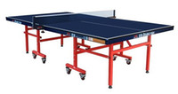 Wholesale Indoor and outdoor Pisces standard mobile folding table tennis game
