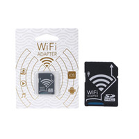 micro sd card wifi - S5Q WiFi Wireless Micro SD Card Adapter Via Camera To Smartphone Tablet Laptop AAADGL