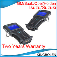 Wholesale GM Tech Scanner for SAAB Opel GM Isuzu Candi interface TIS software MB Card Vetronix GM Tech2 Two Years Warranty