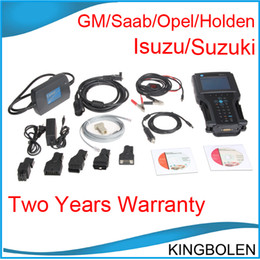 Wholesale High Quality GM tech Scanner with Candi Moudle GM Tech2 support software GM Opel Holden Suzuki Isuzu Diagnostic tool