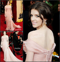 Reference Images Jewel/Bateau Chiffon Zuhair Murad 2014 Evening Dresses Chiffon Bateau Side Split Pleat Lace Sweep Train Prom Dresses