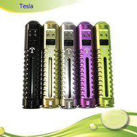 advance electronics - Electronic Cigarette Tesla Mod Advanced Lavatube Variable Voltage Ecig Lavatube Tesla