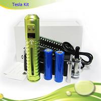Lavatube Prix-La grande vapeur Variable Voltage Ecig <b>Lavatube</b> Vaporisateur Tesla Mod kit Cigarette électronique