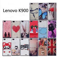 Lenovo k900 For Chinese Brand Plastic 001 Free shipping! 2014 hot sale High quality PC mobile phone case or phone bag Lenovo k900 case