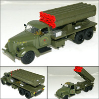 Metal Diecast > 3 years old Fai 1:36 missile launching vehicle rocket gun Alloy car models children toys gift