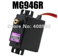Wholesale Tower pro MG946R rc Metal gear servo for rc helicopter plane boat car hot