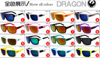 Wholesale The new foreign trade new dragon sports sunglasses sell like hot cakes Fashion and colorful sun glasses AAAA