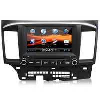Wholesale 8 quot Mitsubishi Lancer autoradio headunit Car DVD GPS Navi TV BT Touch Screen Stereo G Bluetooth TV IPod USB Navigation