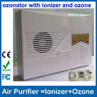 Wholesale Air and Water Ozonator ozone generator with remote controller mg h ionizer cm3 water ionizer water ozone purifier