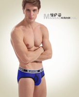 Wholesale 6 Colors New Adult Sexy Mens Boxer Briefs Comfort Pouch Low Rise Underwear Shorts size L XL XXL with tracking number