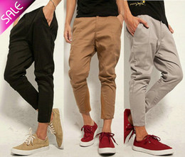 Discount Khaki Capri Pants | 2017 Khaki Capri Pants on Sale at ...