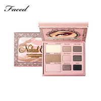 Wholesale 1 Set New Brand Cosmetics Faced Eyeshadow Palette Colors SOFT amp SEXY SHADOW COLLECTION Naked Eye Shadow