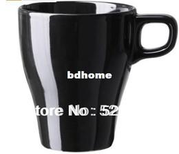 Wholesale piece stoneware ml cup water mug