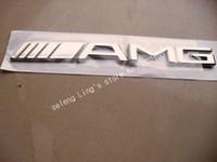 amg box - AMG stick AMG car badge emblem badge car sticker AMG emblem AMG badge Have the retail box