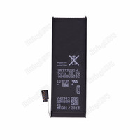 Wholesale 10 OEM mAh Li ion Battery Replacement With Flex Cable For iPhone G