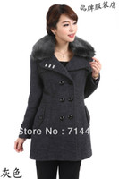 Cheap Middle-age Women Autumn And Winter Outerwear 2014 Autumn Mother