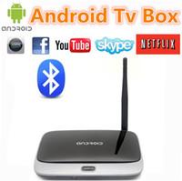 Quad Core Included 1080P (Full-HD) Wholesale XBMC Installed CS918 RK3188 Quad Core Andriod 4.2 TV box Google Smart TV Box with WIFI USB HDMI OTG Media Player Set