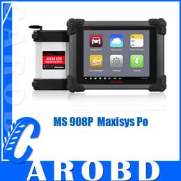 Wholesale 2016 Original AUTEL MaxiSYS Pro MS908P AUTEL MaxiDas ms p Maxisys pro DS708 Diagnostic system online update automotive diagnostic tool