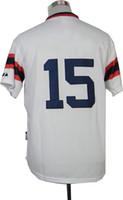 #15 Gordon Beckham White Home 2014 Baseball Cool Base Jersey...