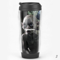 Wholesale The Hobbit An Unexpected Journey Travel Mug The Hobbits Martin Freeman Ian McKellen Starbucks Tumbler Movie Coffee Cup