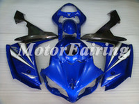 Wholesale Free Gifts Injection Fairings for YZF1000 R1 YZF R1 YZF YZF R1 Full Tank Cover Blue Black ABS
