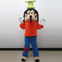 Wholesale Adult Size Goofy Mascot Costume Cartoon Character Costumes