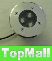 Wholesale JJ551 H80MM W LED underground lamp LED outdoor lamps DC12V DC24