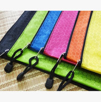 Wholesale Multifunctional Color A4 File Folders Waterproof Document File Bag Office Filing Supplies SH602