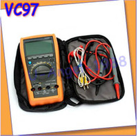 -40C~1000C fluke multimeter - new VC97 Auto range multimeter compared with bag the same as FLUKE B