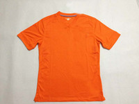 Wholesale 2014 Holland jersey oriange color shirts can customized name number Netherlands shirts