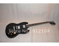 Solid Not Specified Left-handed free shipping hot selling G-LP SG EBONY FINGERBOARD electric guitar the guitar coustom +hard case 1006