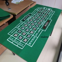 Wholesale Poker Table Cloth High Quality Roulette Black Jack Texas Poker Baccarat Hilomp