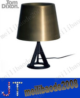 Wholesale NEW AC110V V Tom Dixon Base Table Light Indoor Desk Lighting MYY1301