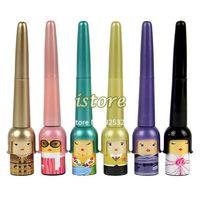 1 Yes Eyeliner 2013 New Japanese Luck Baby Waterproof Liquid Eye Liner Eyeliner Pen Makeup Cosmetic Black Easy To Wear Natural 9795
