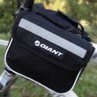 Wholesale Giant Bicycle bag saddle bag on the bag front tube bag bike bag factory direct beam