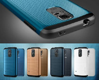 Wholesale SGP Hybrid Slim Armor TPU PC Case Cover without Retail Package for Apple iPhone G S G S Samsung Galaxy S5 S4 i9500 S3 Note3 N9000