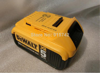 Wholesale Genuine new Dewalt DCB205 V A DCB184 V A V Max li ion battery A powerful