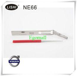 Recoge volvo en Línea-La alta calidad de la herramienta del cerrajero LISHI NE66 Para VOLVO S80 selección de la cerradura A204