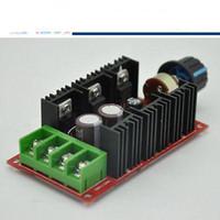 Wholesale 2014 New V A DC Motor Speed Control PWM HHO RC Controller V V V W MAX