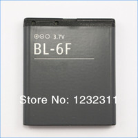 Cheap Long time battery BL-6F for NOKIA N95-8G