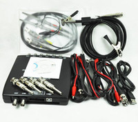 Wholesale New Hantek C USB CH Automotive Diagnostic Oscilloscope DAQ Program Generator