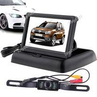 Car Monitors In-Dash 4.3