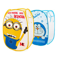 laundry bin - Home lovely cartoon collapsible laundry basket Laundry Bin Storage Basket Laundry basket Laundry basket P2596